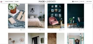made.com met les clients à l'honneur avec son blog Unboxed